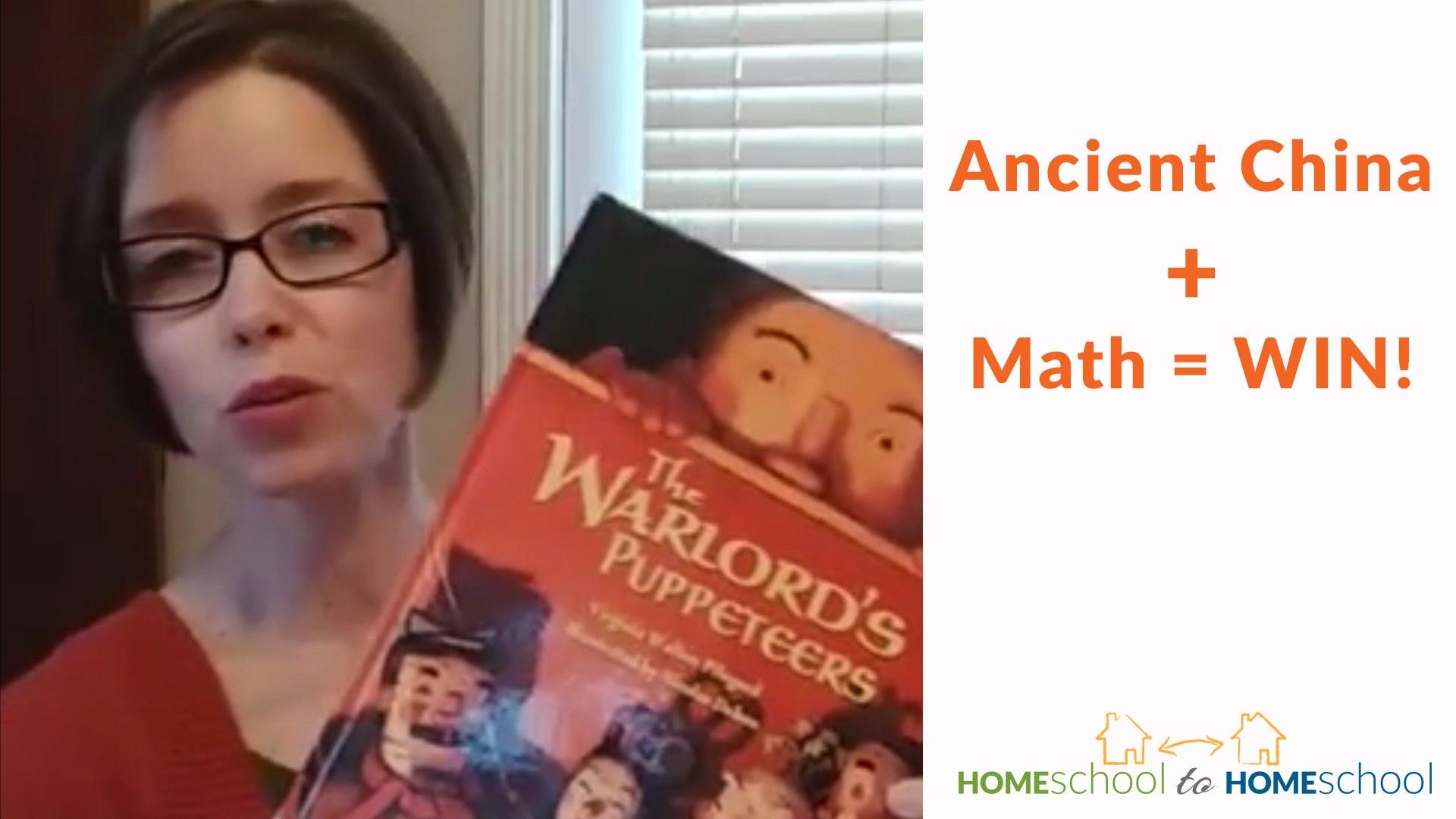 Warlords Series Review - Ancient China + Math = Win!