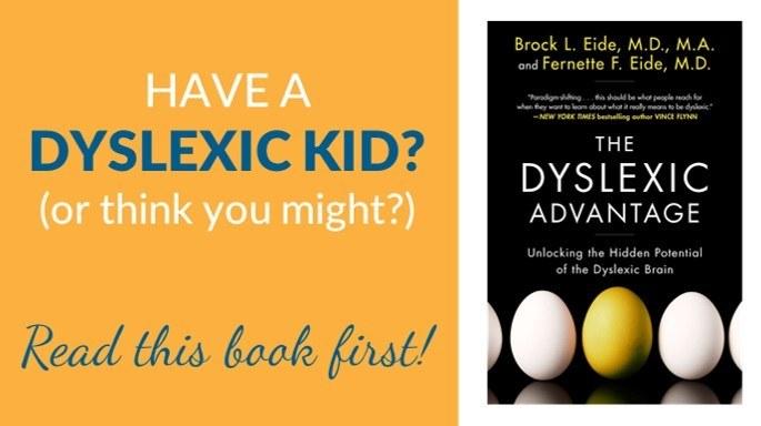 Dyslexic advantage book review dysgraphia