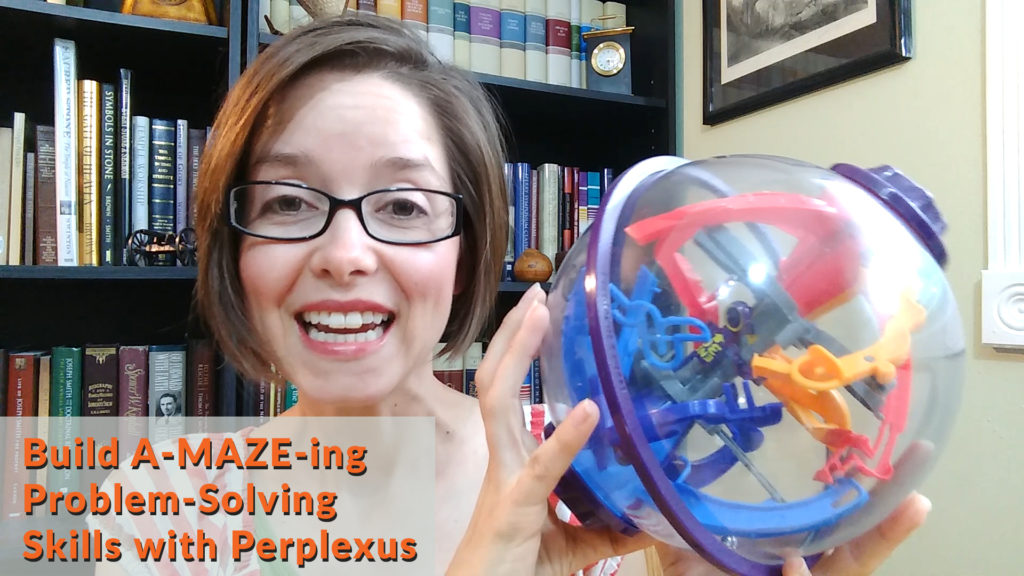 Build A-MAZE-ing Problem Solving Skills with Perplexus - Review