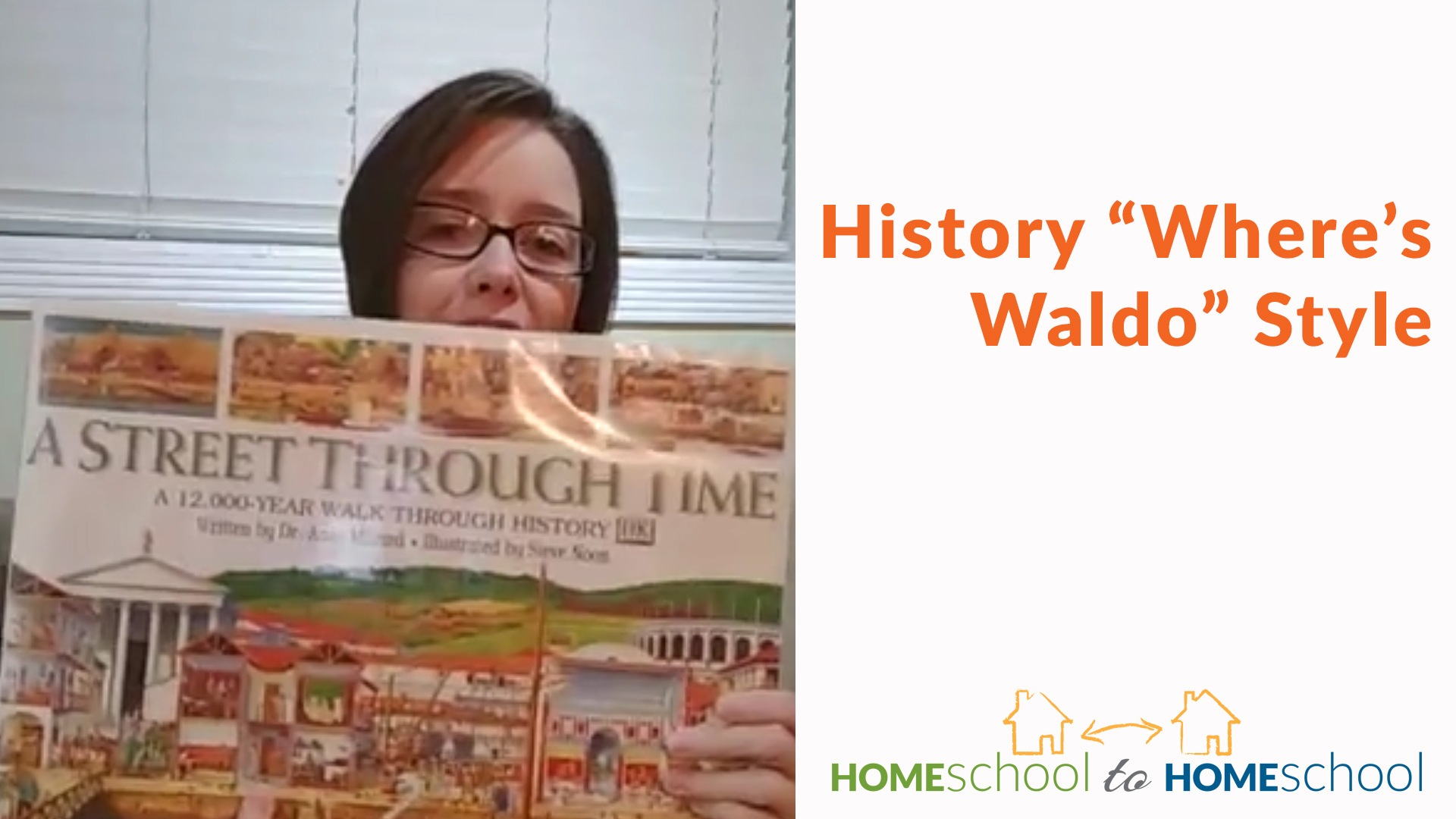 A Street Through Time Book Review - History