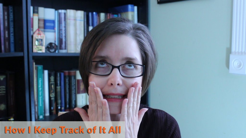How I Keep Track of it All {Amazon Prime Review}