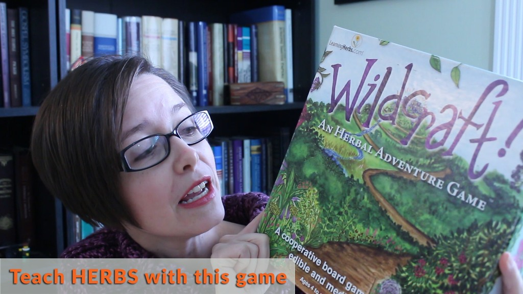 Wildcraft! An Herbal Adventure Game for Kids Review
