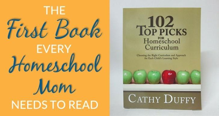 How to start homeschool planning curriculum review