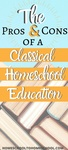 Classical Education Stages of learning. Grammar - logic - rhetoric stage. The idea is that you learn information, then you learn how to connect information, and then you learn how to come up with your own ideas.   homeschool classical curriculum   well-trained mind   classical education ideas   how to teach classical education   homeschool classical curriculum   Classical Education  