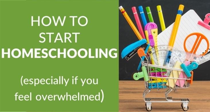 How to Start Homeschooling Blog