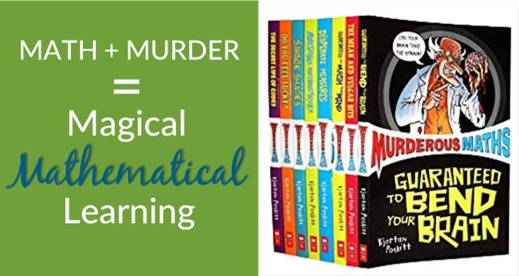 Murderous Math fun homeschool curriculum review