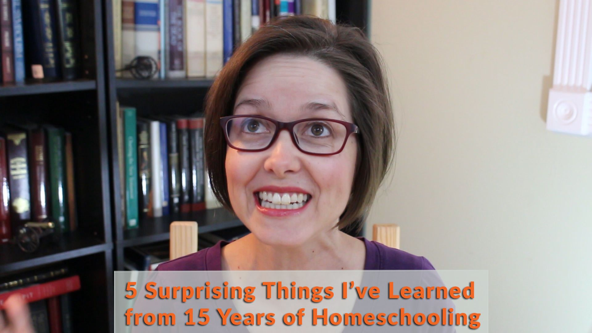 5 Things Learned from Homeschooling