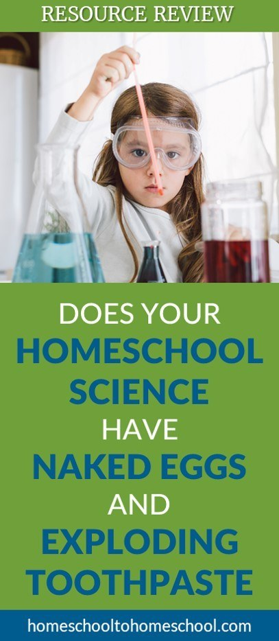 Homeschool science experiment steven spangler review