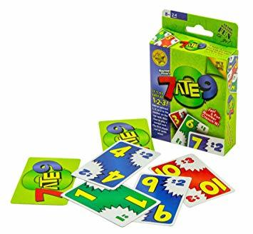 7ate9 math game review