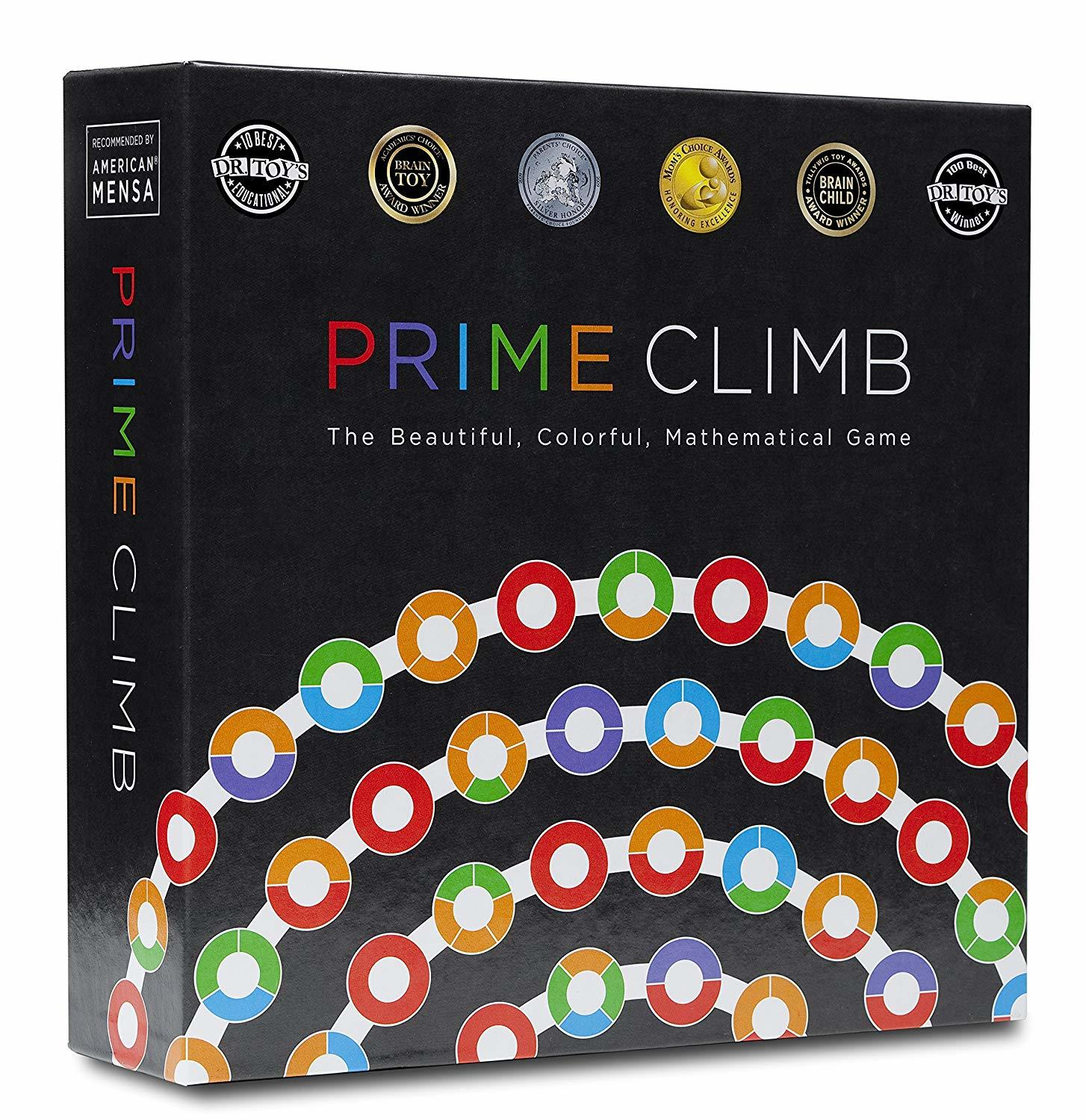 prime climb math game review