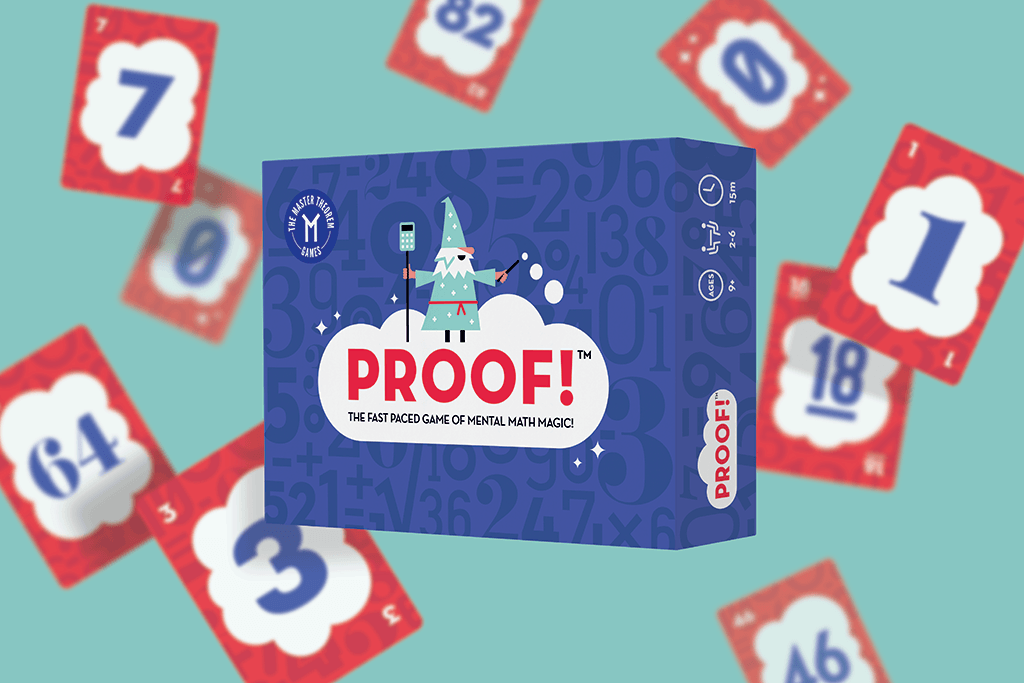proof! math game review