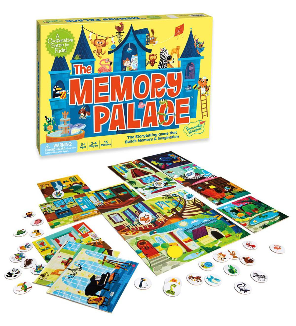 Memory Palace storytelling game review