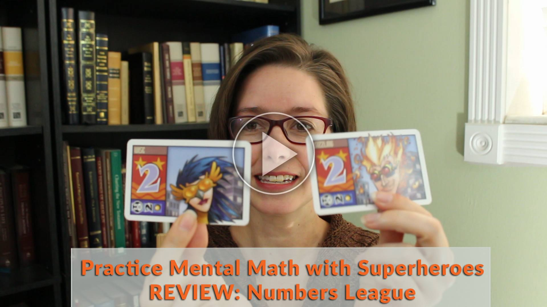 Number league math game review