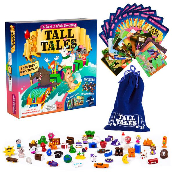 Tall Tales Storytelling Game Review