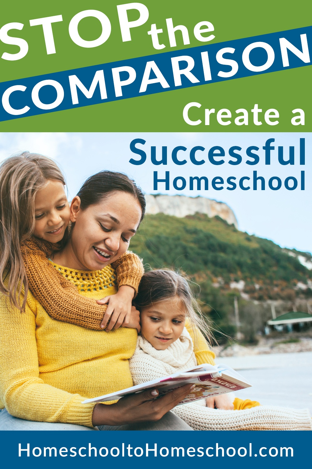 Create a successful homeschool -- No More Comparing