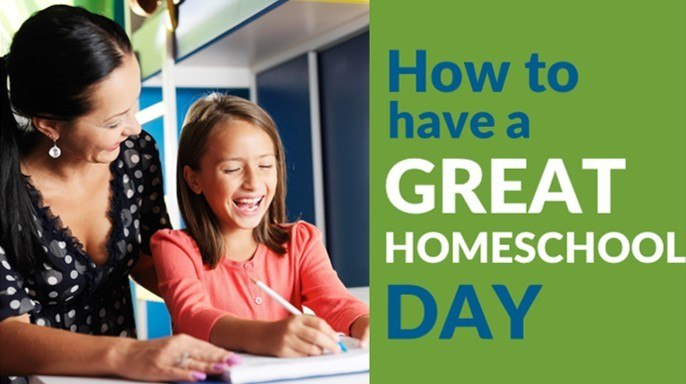 How to have a really good homeschool day