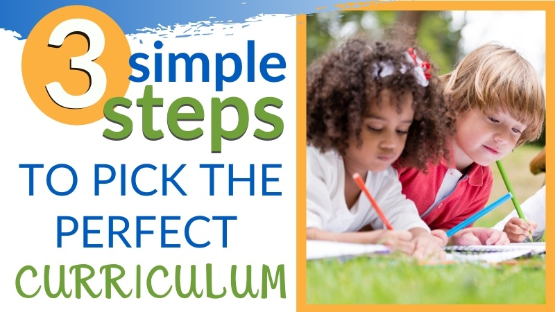 These steps have saved me tons of money and tons of false starts. I've been pretty successful overall with my choices. And since these steps can be applied by any homeschool mom, they should also work well for you! | Homeschool Curriculum | Best Homeschool Curriculum | Homeschool curriculum choices | How do I choose a homeschool curriculum? |