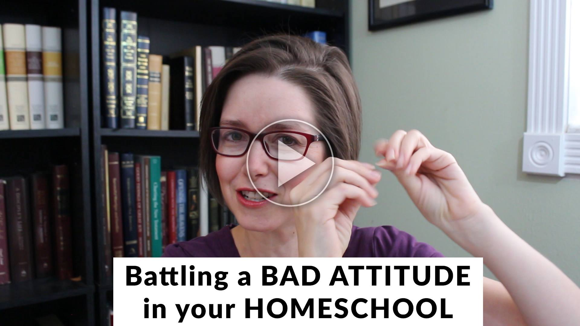 How do you fight the homeschool battle and win? If you get a few key things in place, you'll find that you have fewer battles and more peace in your homeschool. | Homeschool bad attitude | Homeschool defiant child | How to motivate homeschool child | homeschool battles | Uncooperative homeschooler |
