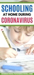 If you set up just a few things well, this can be a time that you and your children look back on with fondness. You'll create unique and exciting memories that will bring you closer together. Here's a quick guide to homeschooling during the coronavirus outbreak and quarantine. | School Closed | Short Term homeschooling | School at home | Emergency homeschool | Temporary Homeschool | Quarantine | Covid 19 | Coronavirus |