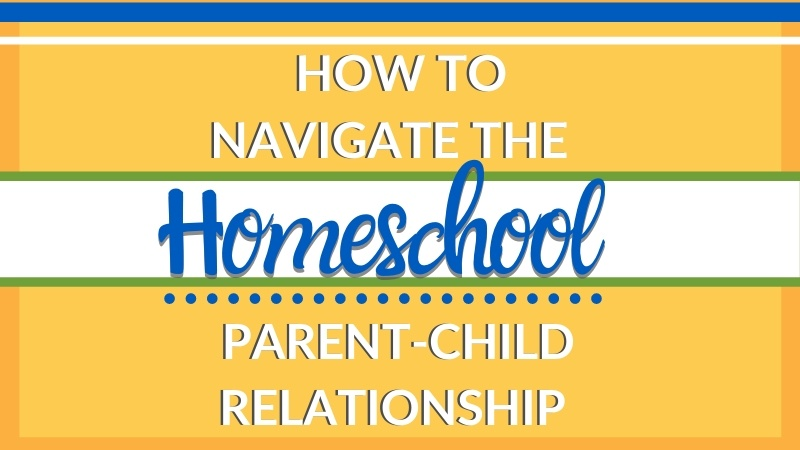 The most important thing I was going to have to learn about was how my homeschool parent-child relationship was going to work. | Homeschool Relationships | Homeschool Expectations | Homeschool parent-child relationships | How to be a good homeschool mom | Homeschooling effects on Family | Stress from parents expectations |