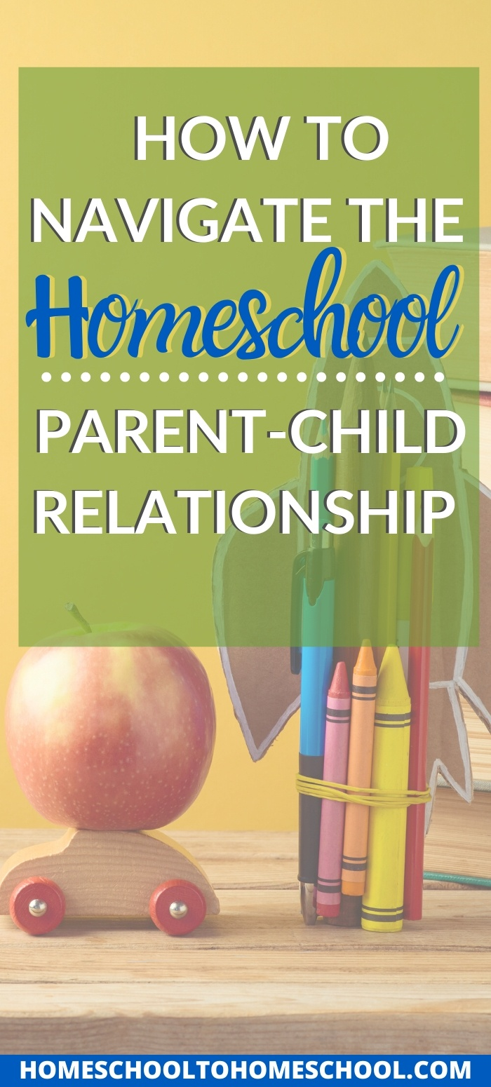 Homeschool is really about how two human beings -- a parent and a child -- are going to work together to accomplish a common goal. | Homeschool Relationships | Homeschool Expectations | Homeschool parent-child relationships | How to be a good homeschool mom | Homeschooling effects on Family | Stress from parents expectations |
